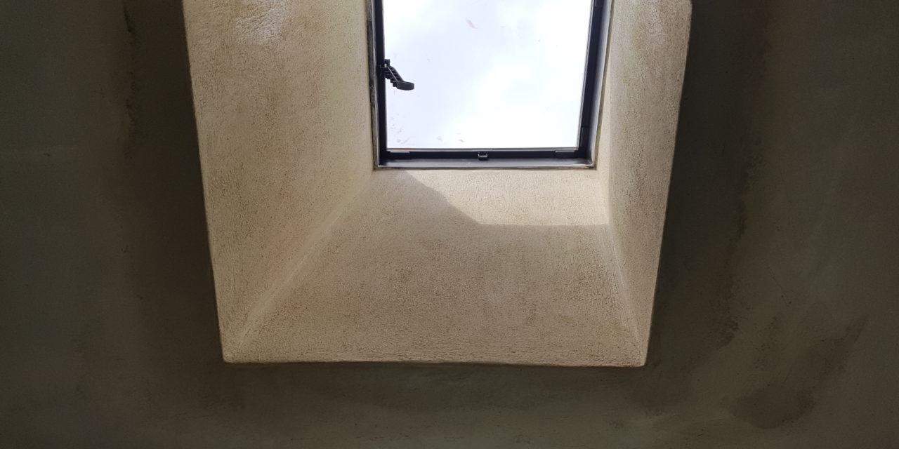 Passo d'uomo – Lucernaio nei tetti con intercapedine termica